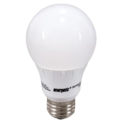Frosted E26/Medium LED Light Bulb Wattage: 40W
