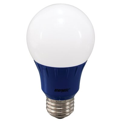 3 Watts Blue E26 LED Light Bulb