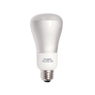 13W (2700K) Fluorescent Light Bulb