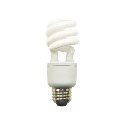 13W (6500K) Fluorescent Light Bulb