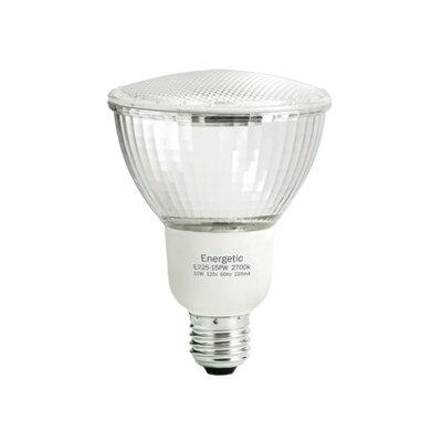 15W (2700K) Reflector Bulb (Pack of 3)