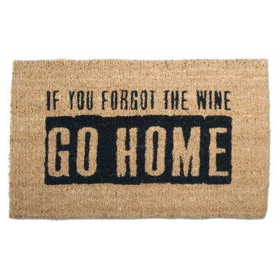 Wheres The Wine? Doormat