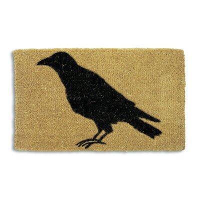 Crow Doormat