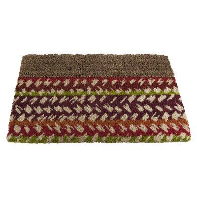Eric Market Stripe Boot Scrape Doormat