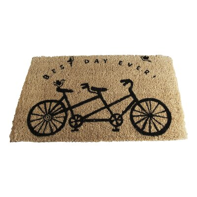 Jody Best Day Ever Doormat