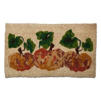 Pumpkin Coir Doormat
