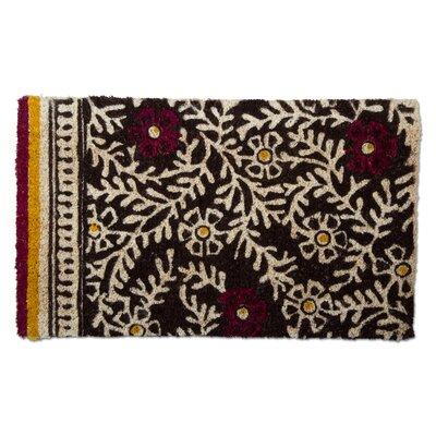 Thanksgiving Imari Coir Doormat