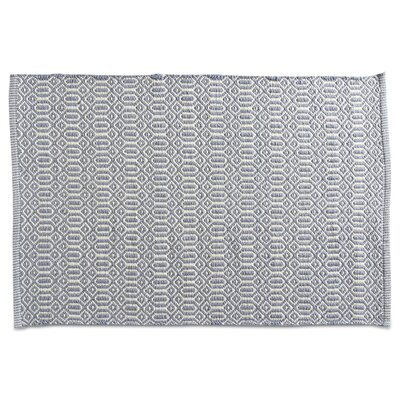 Raga Hand-Loomed Gray Indoor/Outdoor Area Rug