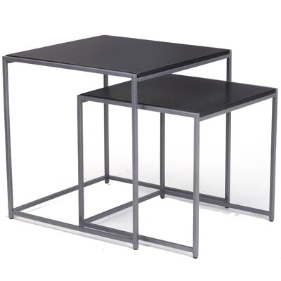 Wabash 2 Piece Nesting Tables