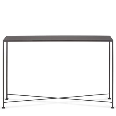 Diversey Metal Console Table
