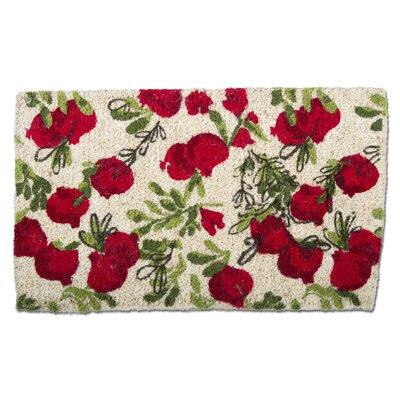 Pomegrante Coir Doormat