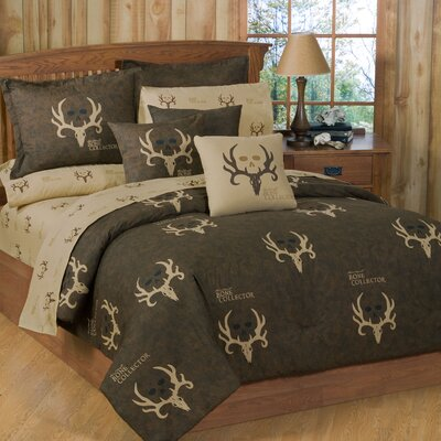 Bedding Collection in Brown