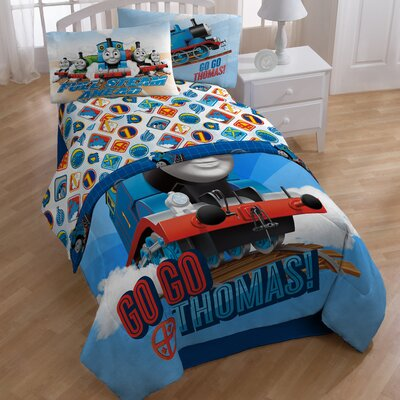 Thomas and Friends Go Go Sheet Set