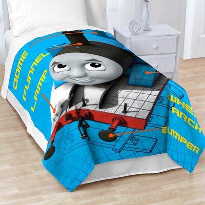 Thomas T- Block Blanket