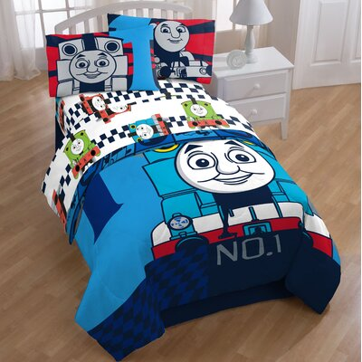 Thomas T- Block Sheet Set Size: Full