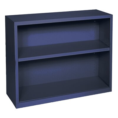 Elite Series 30 Standard Bookcase Finish Navy Blue