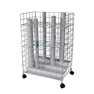 Mobile Filing Wire Stand
