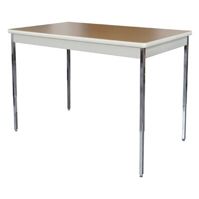 Activity Utility Training Table Tabletop Finish: Oak / Putty, Size: 29 H x 72 W x 36 D