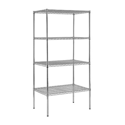 Heavy Duty Shelf Wire Shelving Unit WS361874-C