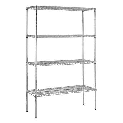 Heavy Duty Shelf Wire Shelving Unit WS481274-C