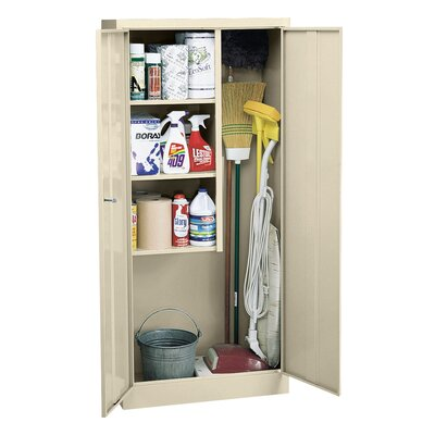 30 x 66 Recessed Medicine Cabinet Finish: Putty