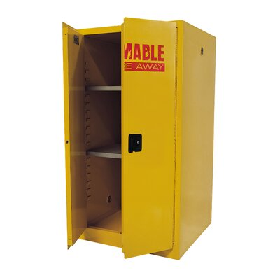Safety Door Storage Cabinet Product Image 1618