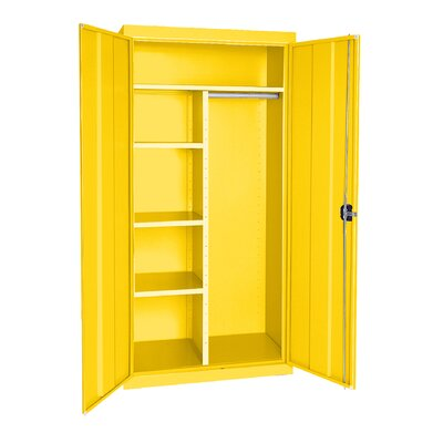 Elite Series Armoire Finish: Yellow