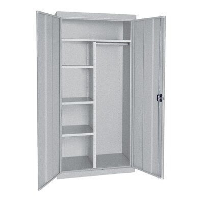 Elite Series Armoire Finish: Multi Granite
