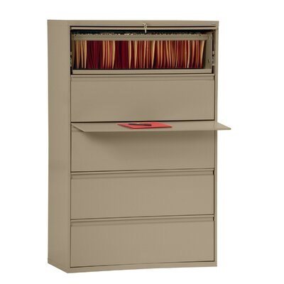 800 Series 5-Drawer File Finish: Tropic Sand Product Picture 3012