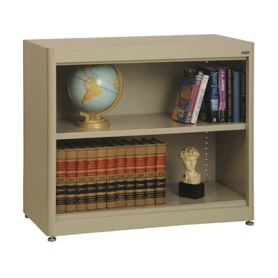 Elite Radius Edge Stationary 30 Bookcase Finish: Tropic Sand Product Photo 5925