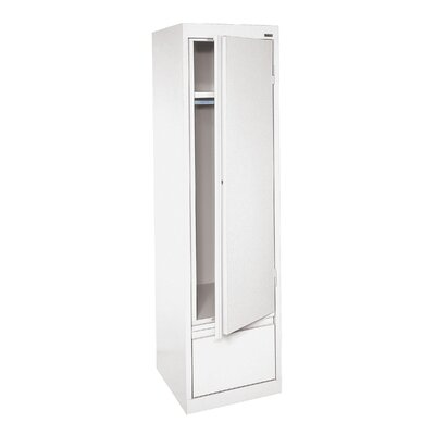 System Series Armoire Finish: White