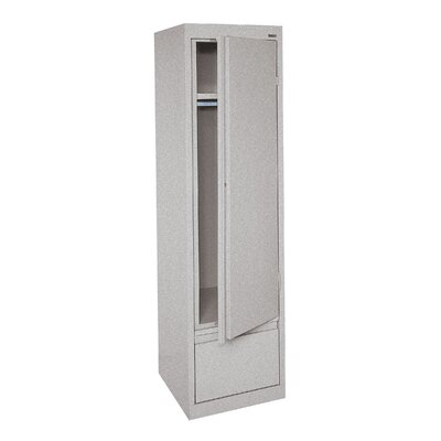 System Series Armoire Finish: Multi Granite