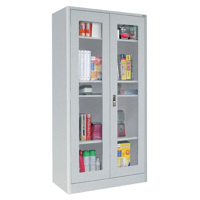 Radius Edge Door Storage Cabinet Product Photo