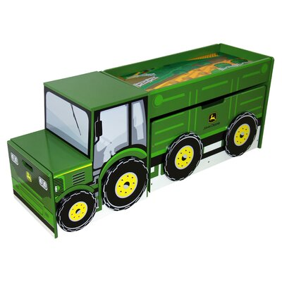 Tractor Toy box Set 1676