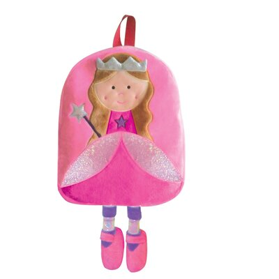KiddyBopBags Princess Backpack 3575PR