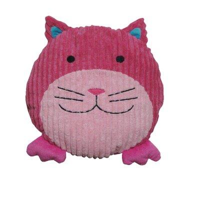 PJ Friends Cat Throw Pillow