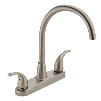 Choice Double Handle Kitchen Faucet