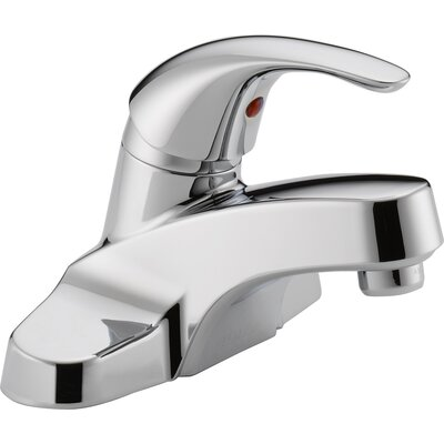 Lavatory Faucet Single Handle