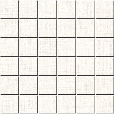 Chihuahua 2 x 2 Porcelain Mosaic Tile in Fresh Lily