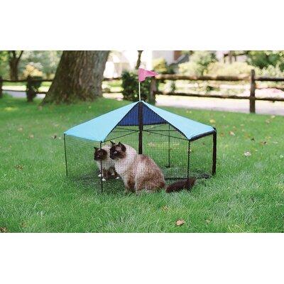 The Carousel� Outdoor Pet Playpen