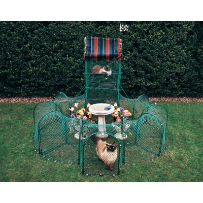 Grand Prix Outdoor Pet Playpen