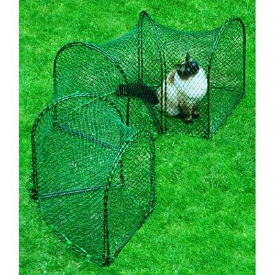 Curves Pet Play Enclosure