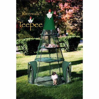72 Teepee Cat Tree