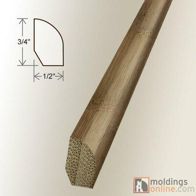 0.47 x 0.75 x 72 Base/Shoe Molding