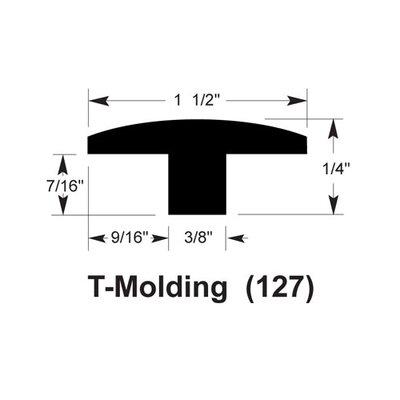 0.63 x 1.5 x 78 T-Molding