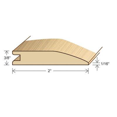 0.375 x 2 x 78 Pine Reducer