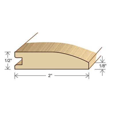 0.5 x 2 x 78 Acacia Reducer