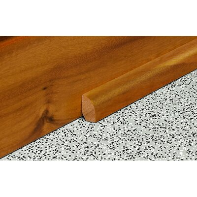 0.5 x 0.75 x 96 Maple Base / Shoe Molding