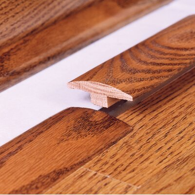 0.63 x 2 x 78 Solid Bamboo T-Mold