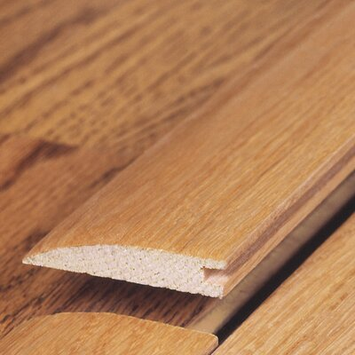 0.63 x 2 x 78 White Oak Hard Surface Reducer